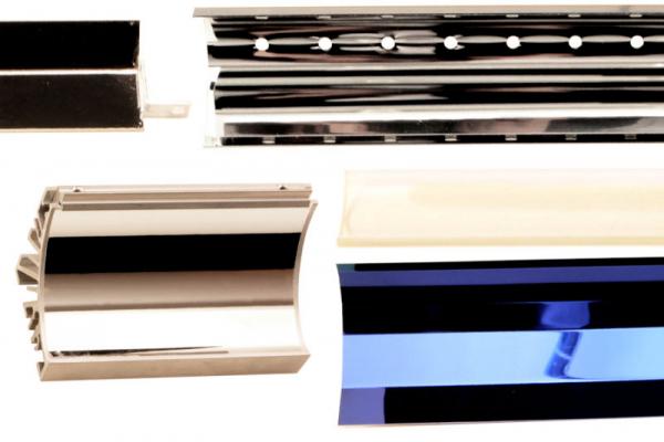 UV reflectors